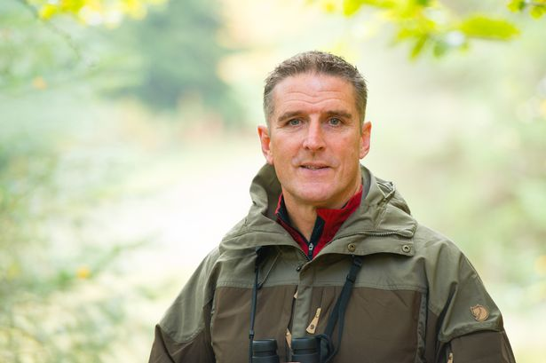 Our New Patron – Iolo Williams