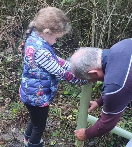 Never Too Young To Volunteer
